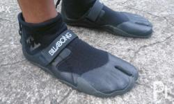 Billabong surfing reef shoes US size 12 Used twice.