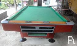 Billiard Table Brand: King Brown ( senior size ) with