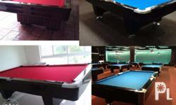 Maker of Crown Billiards Table Billiard Table for