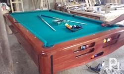 Francisco Billiards and Pool Home of quality billiards