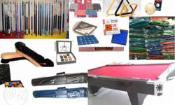 Maker of Crown Billiards Table We also accept all kinds