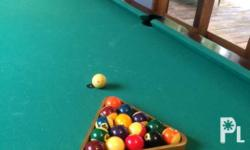 High Quality Billiards Table for sale Inclusive of