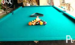Billiards Table For Sale! I'm selling a secondhand