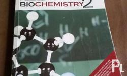For Sale!! Biochemistry Book by H. Stephen Stoker -
