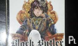 Black Butler Volume 16. Collector's item. Fixed price.
