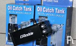 Black Greddy Oil Catch Tank other accessories also