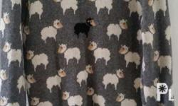Rare, limited edition Black Sheep sweater, bought from