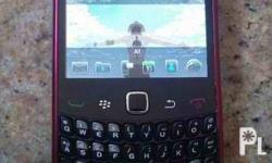 blackberry 9300 2 mpxl camera wi-fi tested 95% smooth