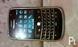 FOR SALEBLACKBERRY BOLD 9000 FOR 4000 ONLY NOTE:
