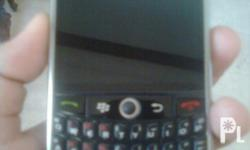 Blackberry curve 8900 unit only charger class A leather