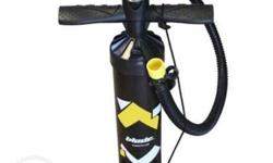 Blades Max Flow top of the line two stage kite pump