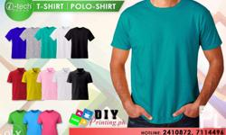 T-Shirt / Polo Shirt ITECH Brand Introducing Plain