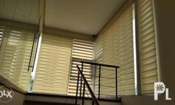 We supply and manufacture all types of blinds and