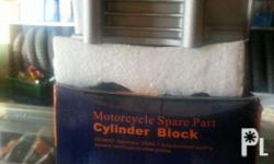 We sell Brand New Block Gy6 125/150 /head /pully