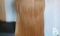 Blonde Wig Size - 36 inch RFS - Once lng p0 ngamit .