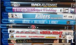 Blu ray movies from Canada - Hi-definition 1080P Bluray