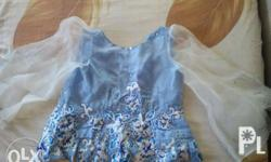 Hi! We are selling our Maria Clara Dress. It consists