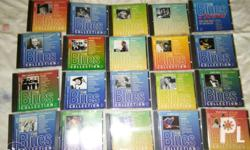 blues n jazz cds.over 90cds in all.personal collections