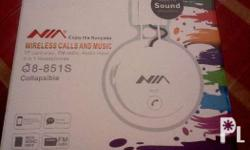 Very nice to listening Wireless calls and Music 100%