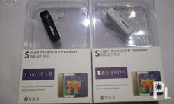 samsung bluetooth headset for any mobile phone,tablet