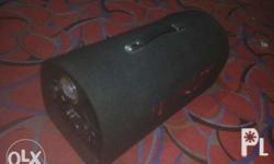 Good as new super loudspeaker with bluetooth reciever