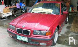 Vehicle Options 1998 BMW 316i Year: 1998 Mileage: 1 km