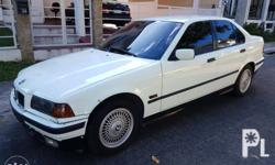 BMW 316i e36 1996 Manual transmission All power 1.6L