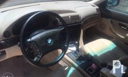BMW 740i 1997 model Automatic Transmission with Sports