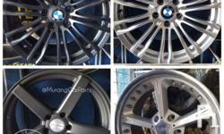 BMW and Mercedes Benz Rims size 18 Fix price