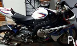 Selling my Bmw big bike No issue Makinis pa Complete
