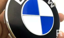 BMW center caps fit for all BMW series We also sell