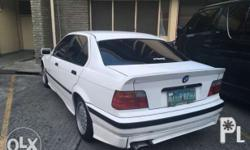 Bmw e36 320i sedan my special project car! Hate to sell