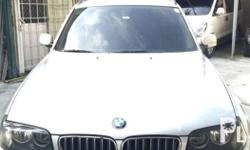 Bmw x3 2.5Si Gas 2008 body na po sya All original All