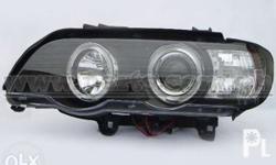 BMW X5 E53 Head light projector *brand new *taiwan