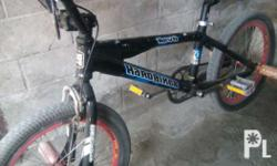 Slightly use alluminum body, rim, hub,spoke