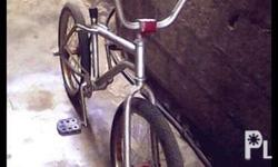PLZ buy i need money? beacse i need a one bike
