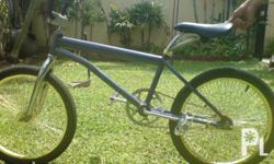 Deskripsiyon BMX for sale only 7000Php and negotiable!