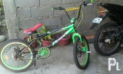 Bmx bike is -freestyle bike or racing bike -with disc