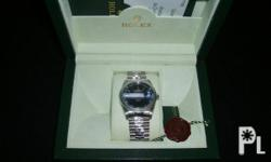 Deskripsiyon Up for sale is a Brand New Men's Rolex