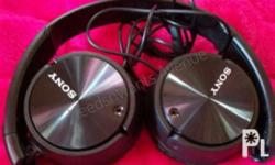 Brand new. Purchased abroad. Noise cancelling over ear