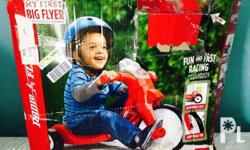 BNEW Radio Flyer My First Big Flyer with Lights &