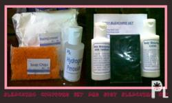 ?? BODY BLEACHING ?? ?? BLEACHING COMPOUND SET AND BODY