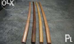Authentic Japanese Wooden sword Price is per piece Will