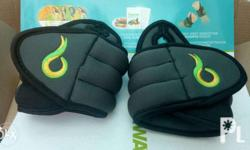 Selling Bokwa weight exerciser. Comes with 4