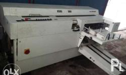 Perfect Binding Machine Bourg Made in Germany Single