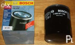 Bosch Oil Filter OF306 Interchangeable with Vic C306