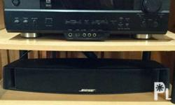 BOSE Acoustimass 6 Series111 Package includes: 1 unit