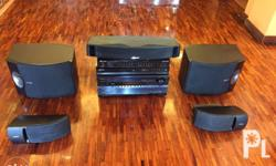 bose home theater package plus 5.1 bose speakers 301