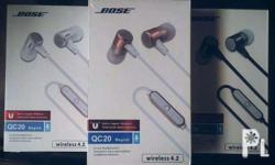 Authentic Bose QC20 Magnet Bluetooth Headset 1month