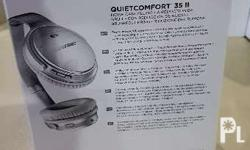 Authentic Original Brand New Bose QC 35 II Sealed from